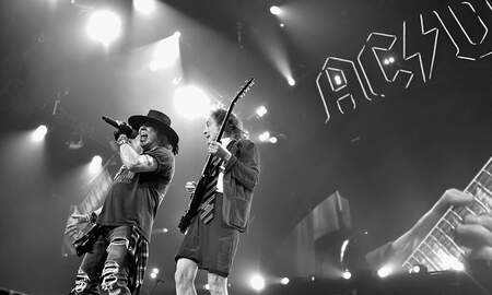 Rock News - AC/DC Producer Says The Band's Axl Rose Tour Never Should Have Happened