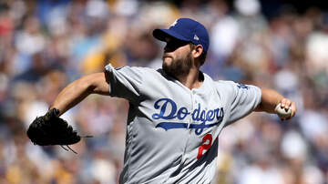 In The Zone - VIDEO: Dodgers Pitcher Passes Sandy Koufax for 3rd All-Time Strikeouts