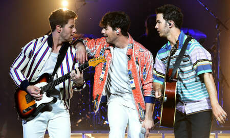 Entertainment News - The Jonas Brothers Recall The Unhealthy Behavior That Caused Their Split
