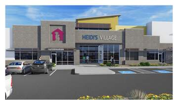 Marty Manning - Heidi's Village!  Great news for animal lovers!