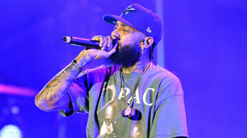 iHeartRadio Music News - Is Crayola Planning To Rename Its Blue Crayon In Nipsey Hussle's Honor?