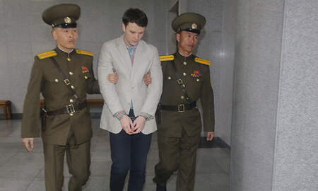 National News - North Korea Billed United States $2 Million For Care Of Otto Warmbier