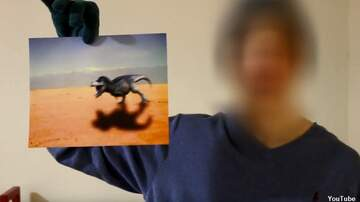 Coast to Coast AM with George Noory - Video: 'Time Traveler' Claims to Have Photograph of a Dinosaur
