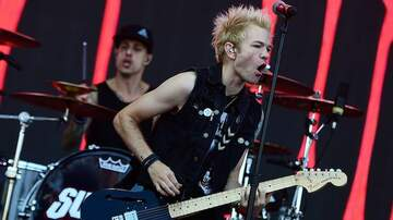 Trending - Sum 41's  Deryck Whibley Has Boycotted The News Since Finishing New Album