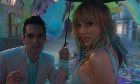 JJ Ryan - Taylor Swift Releases Music Video For #Me Featuring Brendon Urie