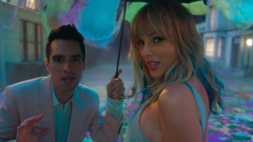 Trending - Taylor Swift Drops Colorful ME! Music Video Featuring Brendon Urie