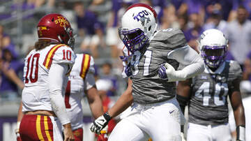 Seattle Seahawks - Seahawks select TCU defensive end L.J. Collier with 29th overall pick