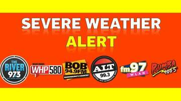 Reading and Harrisburg Breaking News - More possible severe weather possible today!!!