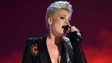 Trending - Pink Releases Optimistic, Introspective New Album 'Hurts 2B Human'