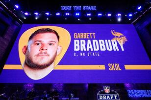 Vikings draft NC State center Garrett Bradbury at No. 18 | KFAN