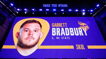 Vikings - Vikings draft NC State center Garrett Bradbury at No. 18 | KFAN