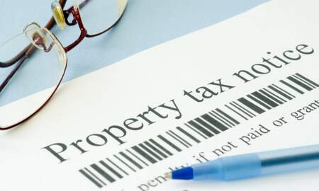 Local News Feed - Tax Bills In The Mail