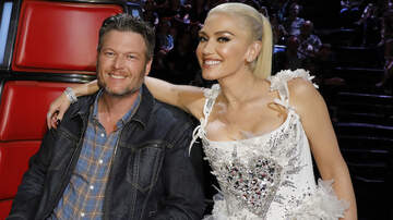iHeartRadio Music News - Gwen Stefani Posts Cute Flashback Photo With Blake Shelton From 'The Voice'