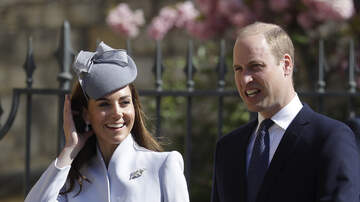 Entertainment News - Prince William & Kate Middleton Paid Meghan Markle Surprise Visit On Easter