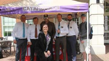 Photos - On site for the Ingles Job Fair at WCU 4/26/19