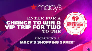 Contest Rules - Enter for a chance to win a VIP trip to the iHeartRadio Music Festival!