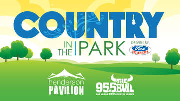 None - 95.5 The Bull presents Country In The Park at Henderson Pavilion