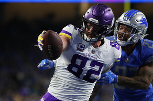 The Vikings just drafted a tight end, what does that mean for Kyle Rudolph?