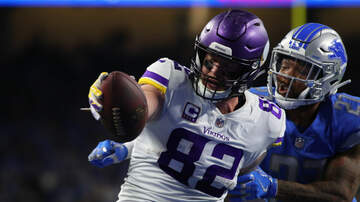 Vikings - The Vikings just drafted a tight end, what does that mean for Kyle Rudolph?