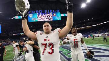 Fox Sports Morning Blitz - Jason Candle: We Are The Biggest Game On NIU's Schedule