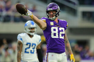 If Kyle Rudolph is on the block, here's 4 teams that need a TE #KFANVikes