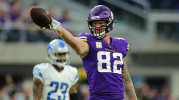 Vikings - If Kyle Rudolph is on the block, here's 4 teams that need a TE #KFANVikes