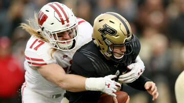 Wisconsin Sports - Badgers LB Andrew Van Ginkel taken in 5th round by Miami