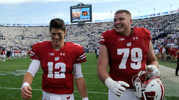 Wisconsin Sports - Badgers OL David Edwards selected by Rams in fifth round of NFL Draft