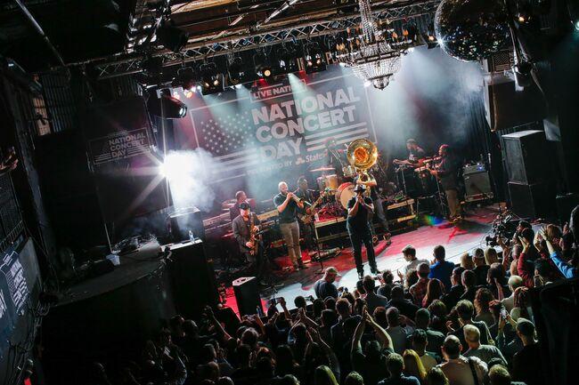 ENTERTAINMENT-US-MUSIC-NATIONAL CONCERT DAY (Photo credit:  EDUARDO MUNOZ ALVAREZ/AFP/Getty Images)