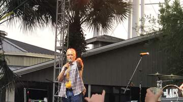 Photos - Skip Kelly attends Martin Country Shrimp and Lobster Festival.