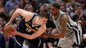 Mike Rice - Nuggets Hold On, Eliminate Spurs, 90-86
