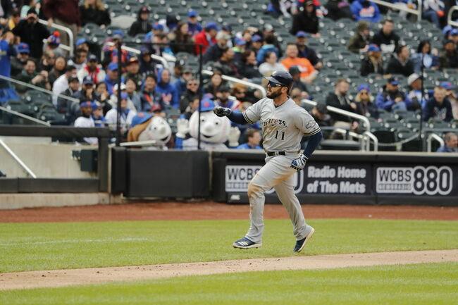 Milwaukee Brewers v New York Mets