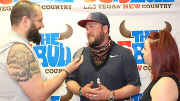 Stagecoach - 95.5 The Bull Backstage At Stagecoach: Mitchell Tenpenny