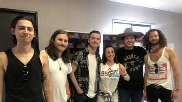 Stagecoach - 95.5 The Bull Backstage At Stagecoach: LANCO