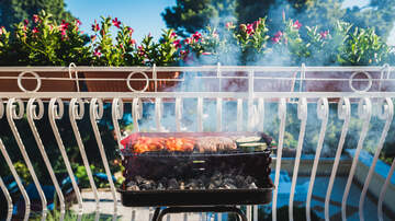 Jeff Angelo on the Radio - Memorial Day Weekend Grilling Tips