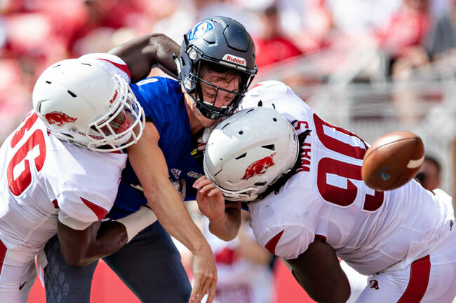 Eastern Illinois v Arkansas