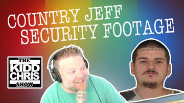 The KiddChris Show - Watching Country Jeff Break Into the Studio!
