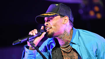 image for Chris Brown Shares Rare Picture of Biological Dad, Like Twins!