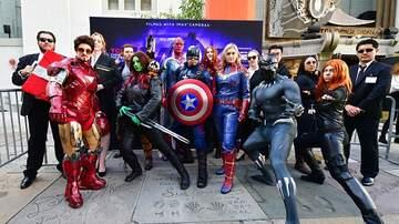 Enrique Santos - Lo golpearon por contar el final de la película Avengers: Endgame