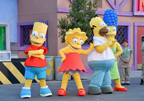 """Taste Of Springfield"" Press Event At Universal Studios Hollywood"