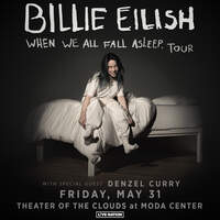 Win Tickets To SOLD OUT Billie Eilish!