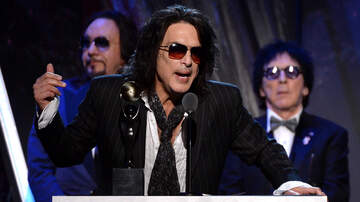 Ken Dashow - Paul Stanley Says Peter Criss Has No Life, Always Plays The Victim