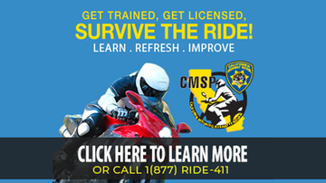 #iHeartSoCal - Stay Safe on the Roads with the California Motorcyclist Safety Program!