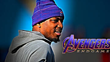 The Jason Smith Show - LeSean McCoy Spoils 'Avengers: Endgame' Climax on Twitter