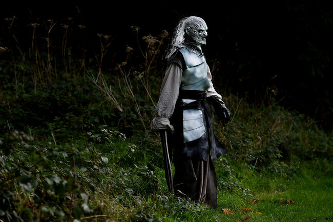 Game of Thrones 'Winterfell Festival 2018' Held In Northern Ireland