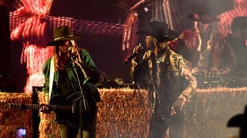 Madison - Old Town Road live debut at Stagecoach!