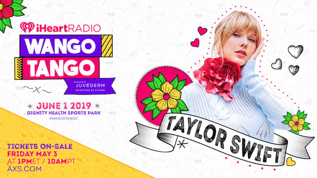 2019 iHeartRadio Wango Tango