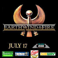 Earth, Wind & Fire At Toledo Zoo