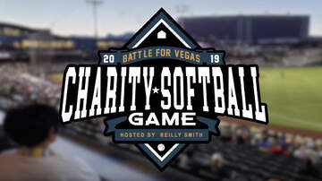 None - Battle for Vegas Charity Softball Game at the new Las Vegas Ballpark