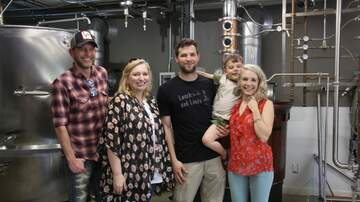 The Eddie Foxx Show - Hometown Tour ~ Stop #3 at H&H Distillery with Hit The Pit BBQ